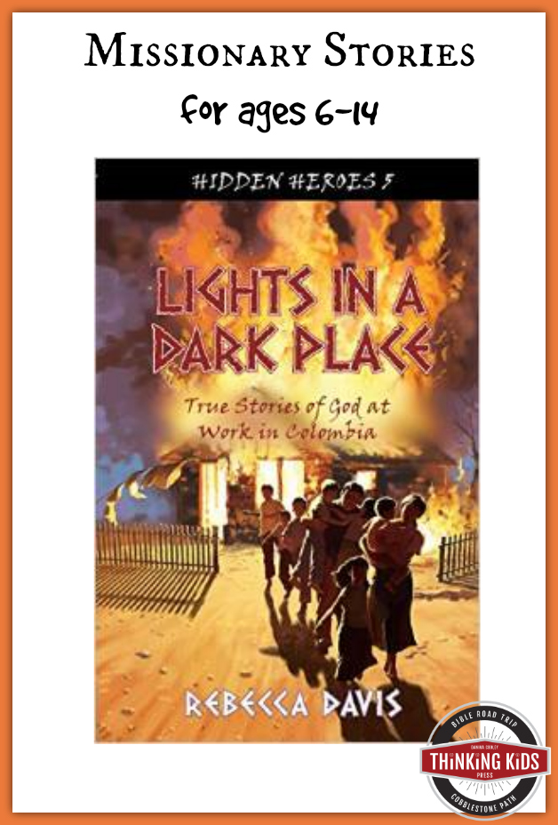 Lights in a Dark Place--wonderful missionary stories!