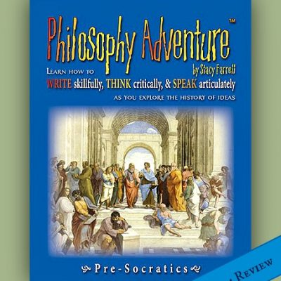 Philosophy Adventure by Stacy Farrell {Curriculum Review}