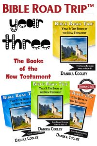 Bible Road Trip™ Year Three: The Books of the New Testament