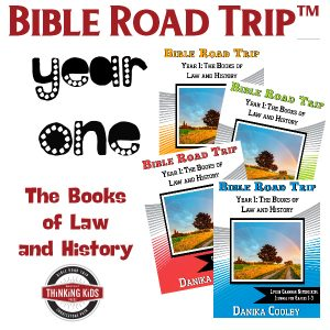 Bible Road Trip™ Year One: The Books of Law and HIstory