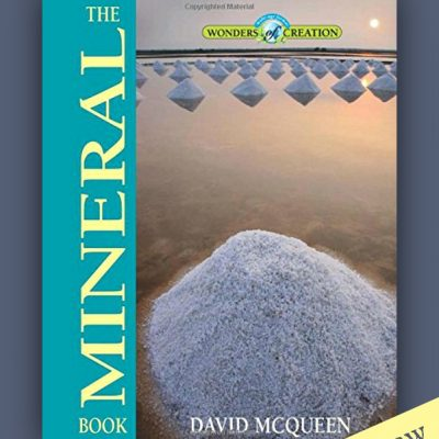 The Mineral Book by David McQueen {Review}