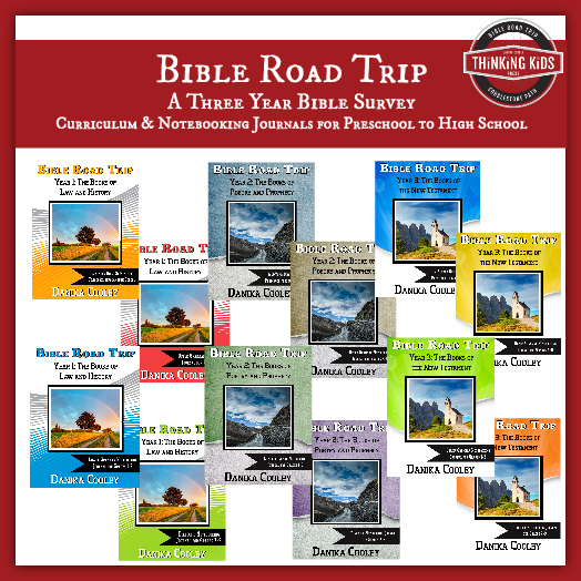 Bible Road Trip™ - A 3-year Bible Survey Curriculum