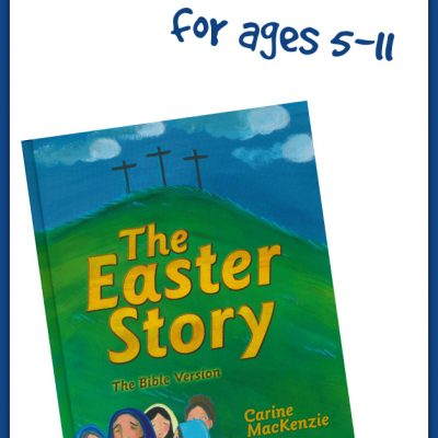 The Easter Story by Carine Mackenzie