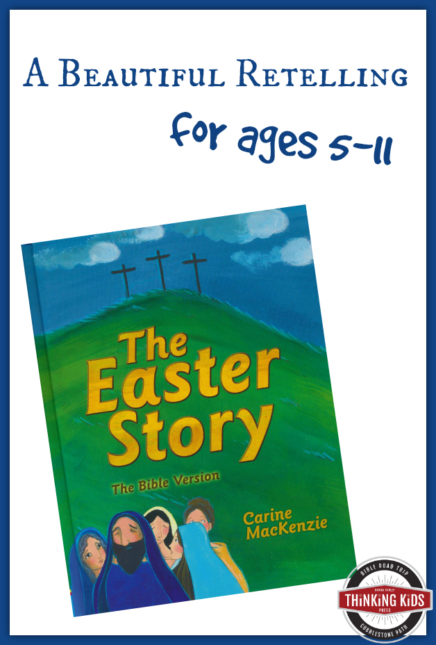 A beautiful retelling of The Easter Story for ages 5-11.