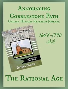 Announcing Cobblestone Path The Rational Age
