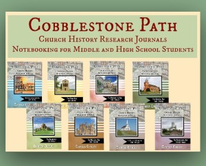 Cobblestone Path Church History Research Journals