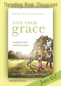 Give Them Grace Book Discussion