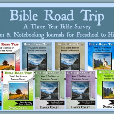 Everything You Ever Wanted to Know about Bible Road Trip