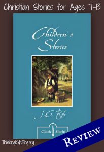 A charming volume of children's stories by JC Ryle.