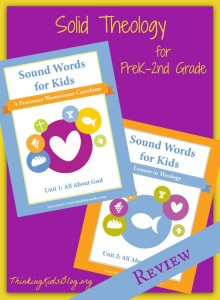 Check out this *wonderful* theology curriculum for PreK-2nd grade!