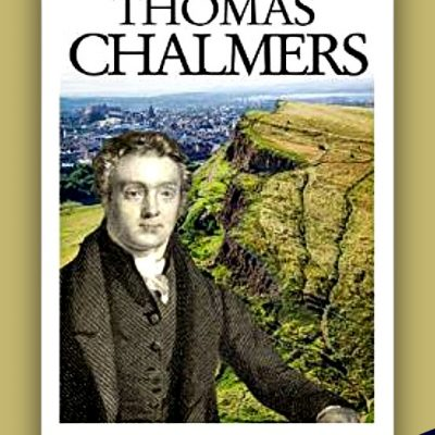 Thomas Chalmers by Sandy Finlayson