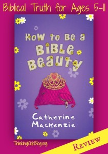 A great read for girls ages 5-11 on the biblical standard of beauty.
