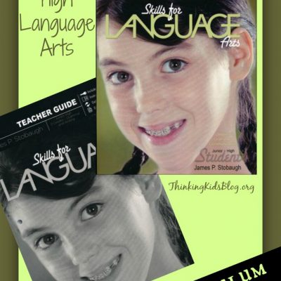 Skills for Language Arts by James P. Stobaugh