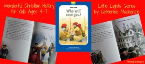 Who Will Save You? is a great biography for preschool, Kindergarten, and early elementary students!