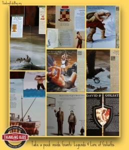 Take a look inside Giants: Legends & Lore of Goliaths