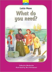 Lottie Moon: What do you need?