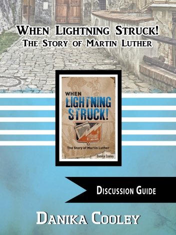 When Lightning Struck! Family Discussion Guide
