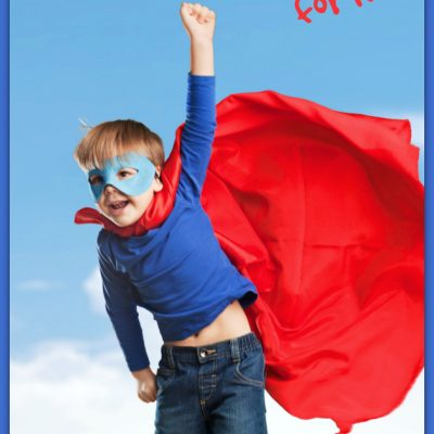 Why give kids real heroes?