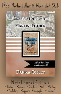 Free 12-Week Martin Luther Unit Study for Middle & High School