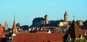 The Imperial Castle in Nuremberg