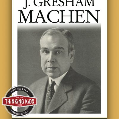 J. Gresham Machen by Sean Michael Lucas