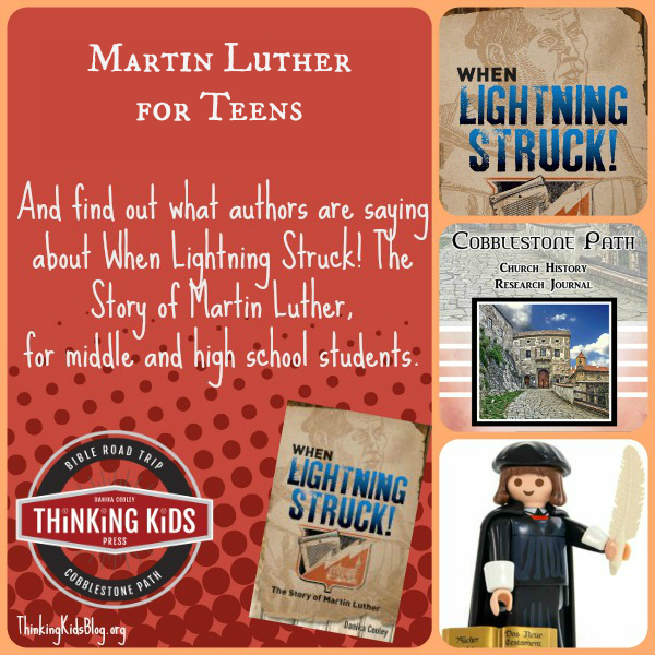 Martin Luther for Teens ~ Do your middle and high school students know the story of the Father of the Reformation?