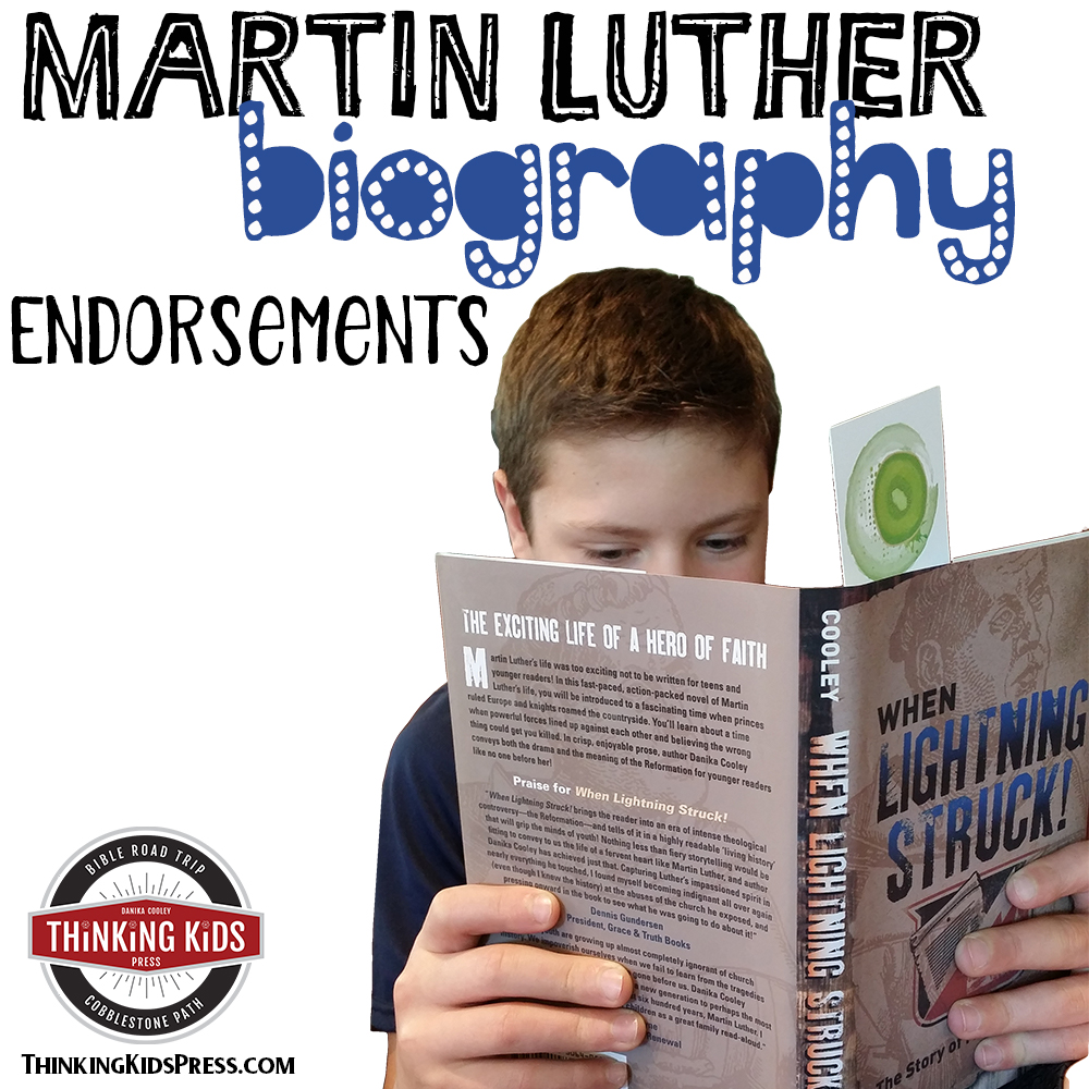 Martin Luther Biography Reviews