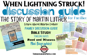 Martin Luther | When Lightning Struck! Book Discussion Guide