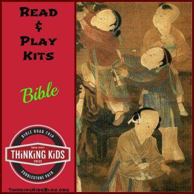 Bible Read & Play Kits