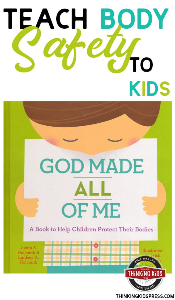 Body Safety Rules for Kids | God Made All of Me