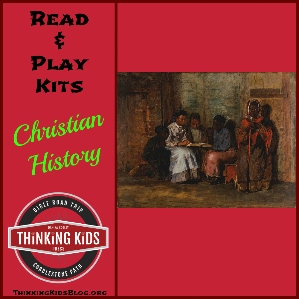 Christian History Read & Play Kits