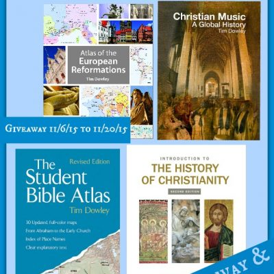 Four Christian History & Bible Resources for Students! {Review & Giveaway}