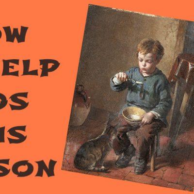 How to Help Kids This Season