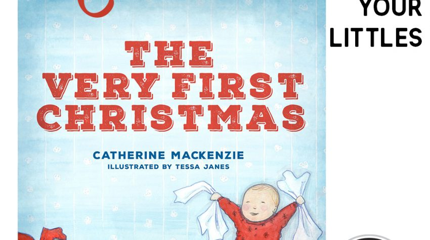 Story of the First Christmas for your Littles