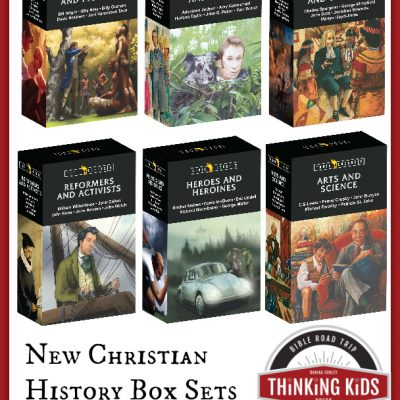 Christian History Box Sets for 9-14 Year Olds!