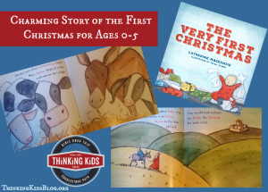 Peek inside The Very First Christmas by Catherine MacKenzie.