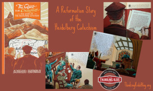 Check out the Reformation story of the Heidelberg Confession.