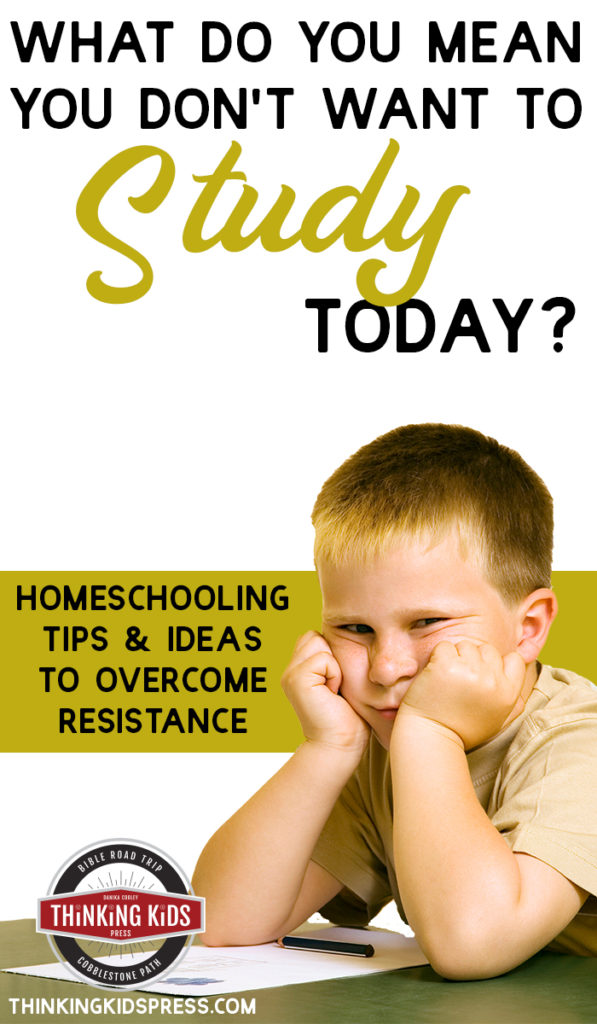 Homeschooling Tips and Ideas to Overcome Resistance