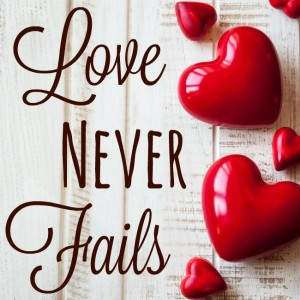 Free printable Love coupons in three designs! And read the rest of the posts in the Love Never Fails series!