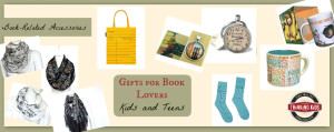 Gifts for Book Lovers ~ Kids and Teens!