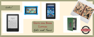 Gifts for Book Lovers ~ Kids and Teens