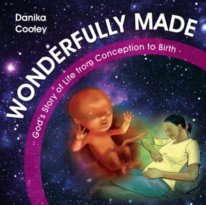 Wonderfully Made: God's Story of Life from Conception of Birth is a lovely story of life for kids from ages 5-11, told from the perspective of a mom with science and Scripture.