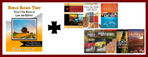 Bible Road Trip™ Giveaway - Choose Your Year Choose Your Level - Ends 5/3/18