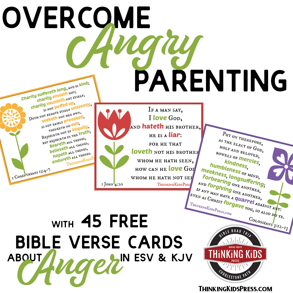 Bible Verses about Anger | Overcome Anger in Parenting