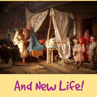 The Miracle of Birth and New Life {& a Giveaway!}