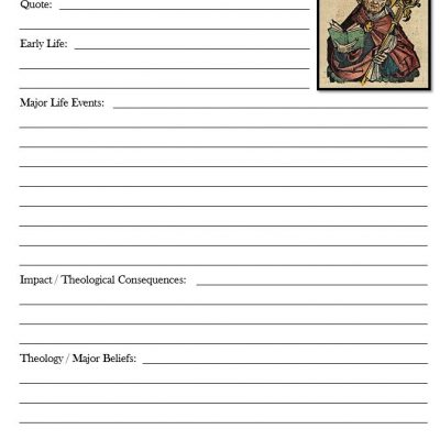 Ten Facts About Saint Patrick of Ireland {With Printable Notebooking Pages & Resource Suggestions}