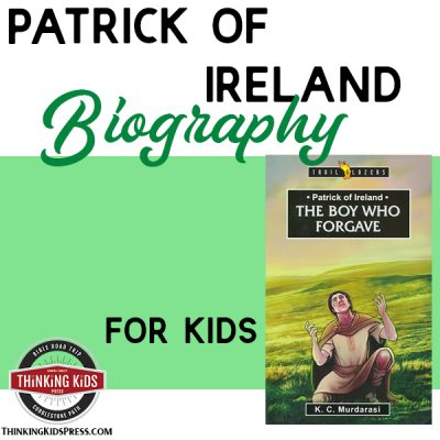 Patrick of Ireland Biography for Kids