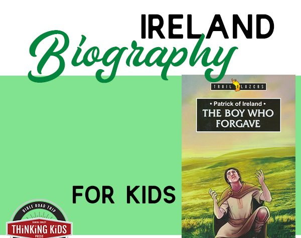 St Patrick Biography Kids