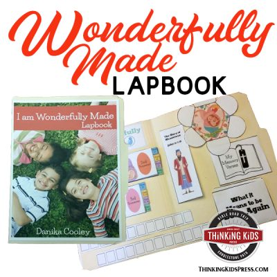 Wonderfully Made Lapbook