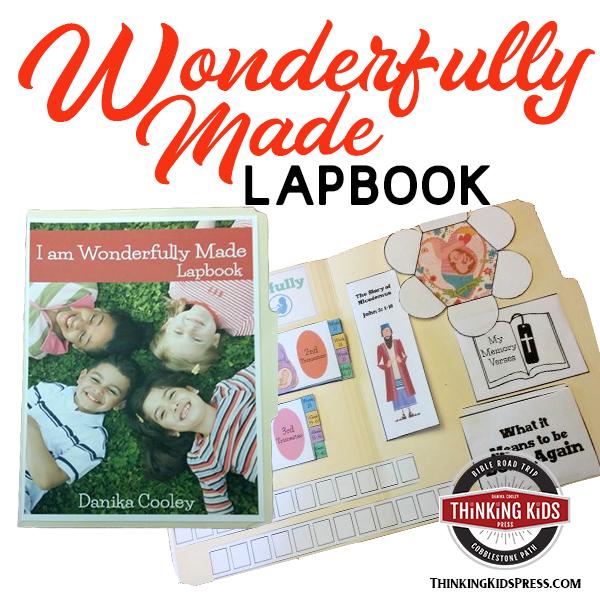 Wonderfully Made Lapbook